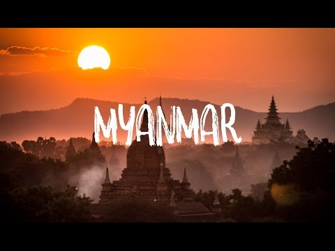 TRAVELLING MYANMAR - 2017