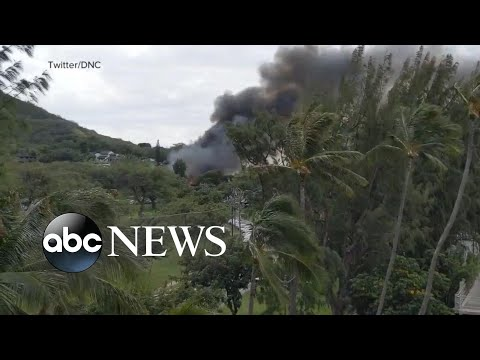 2 officers reported killed in active shooting in Hawaii