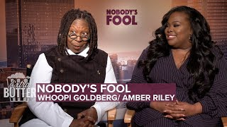Whoopi Goldberg and Amber Riley: 'Nobody's Fool' interview | Extra Butter