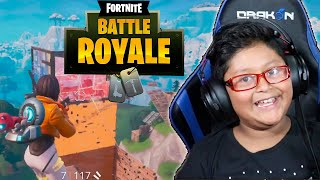 SKIN ROX PLAYING FORTNITE!!! SEASON 9 MAX GIO GAMEPLAYS