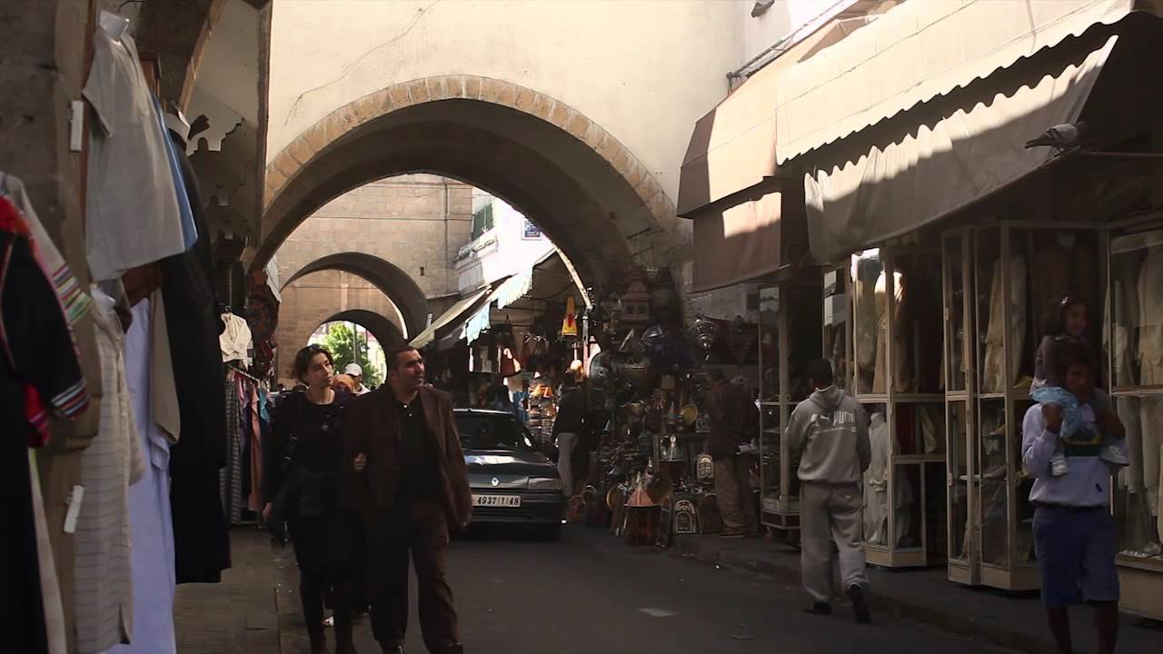Morocco In Motion  Les Habous  Casablanca  YouTube