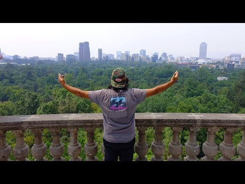 MEXICO CITY IS AMAZING! - Castillo De Chapultepec, Ciudad De Mexico