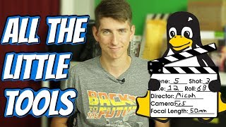 How I Get Away With Using Linux For Filmmaking Part 5 | The Little Things | Premier Prep S 4 Ep 11