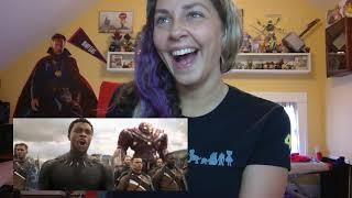 """Marvel Studios' Avengers Endgame """"To the End"""" TV Spot Reaction"""
