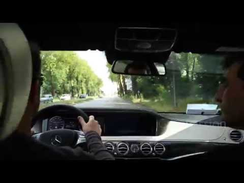 Mercedes S63 AMG | Acceleration Ride on board 2014 [Part 2/3]