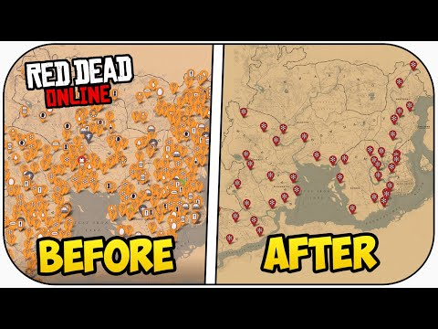 Red Dead Online: Collector Role NERF EXPLAINED!