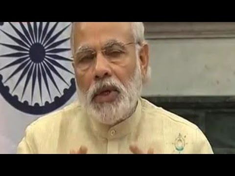 India's GPS Satellite Launched - Full Video | Narendra Modi Speech