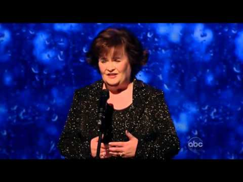 """Susan Boyle ~ """"The Winner Takes It All"""" ~ The View (16 Nov 12)"""