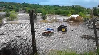 Ape furioase in Satul ROSCANI!!!