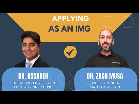 How To Apply To U.S. Residency Programs As An IMG