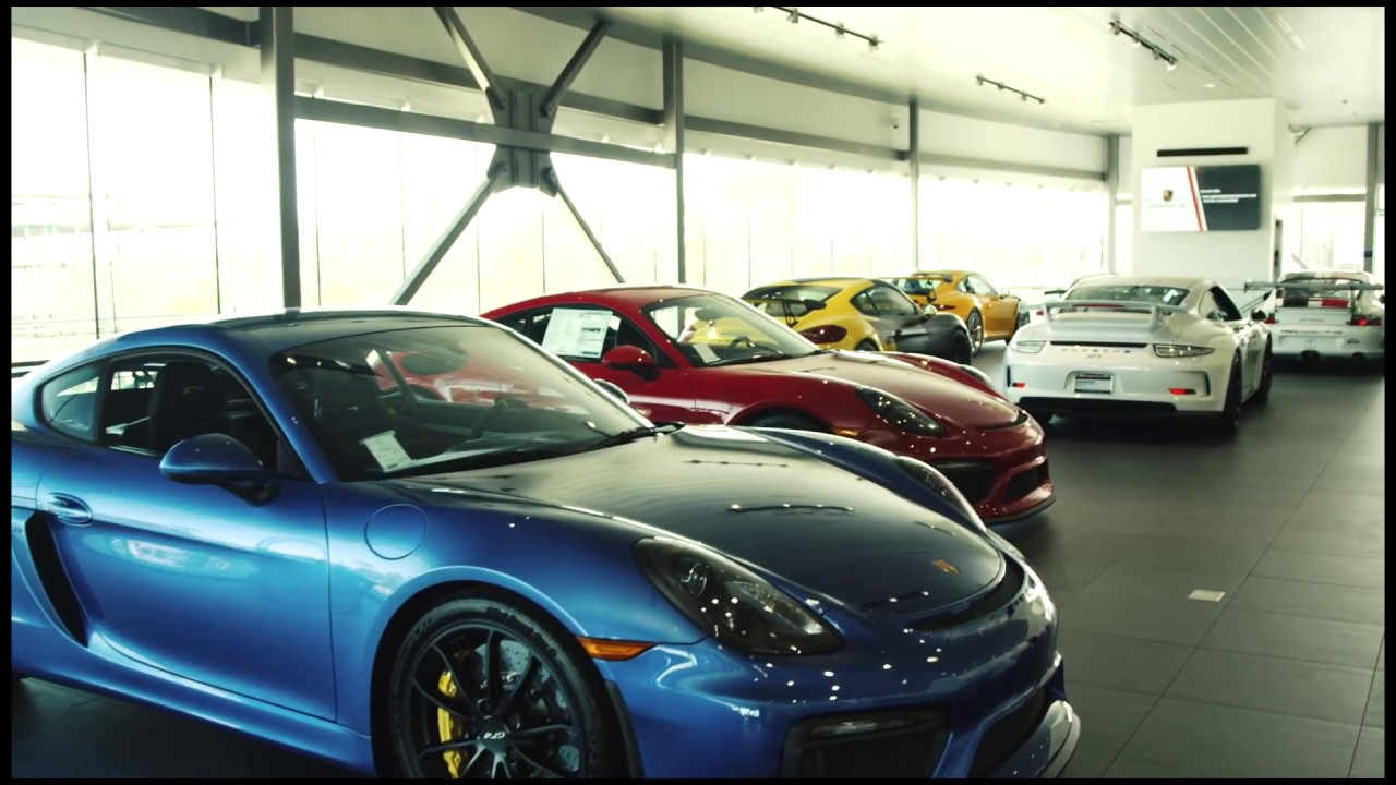 Walter's Porsche | Porsche Riverside Dealership - YouTube