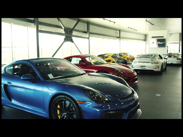 Walter's Porsche | Porsche Riverside Dealership