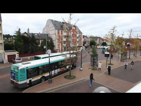 Juvisy : De La Gare Au Grand Pôle Intermodal / Les Portes De L'Essonne