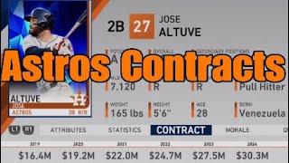 ASTROS Contracts