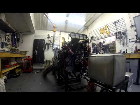 Brad Anderson Blown Hemi Dyno Run DMPE M5