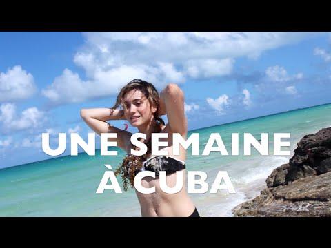 VISUEL: UNE SEMAINE À CUBA