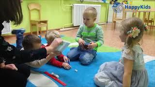 Как проходит урок английского языка с малышами