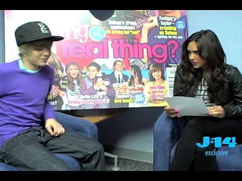Kristinia Debarge Interviews Justin Bieber: Part 2!