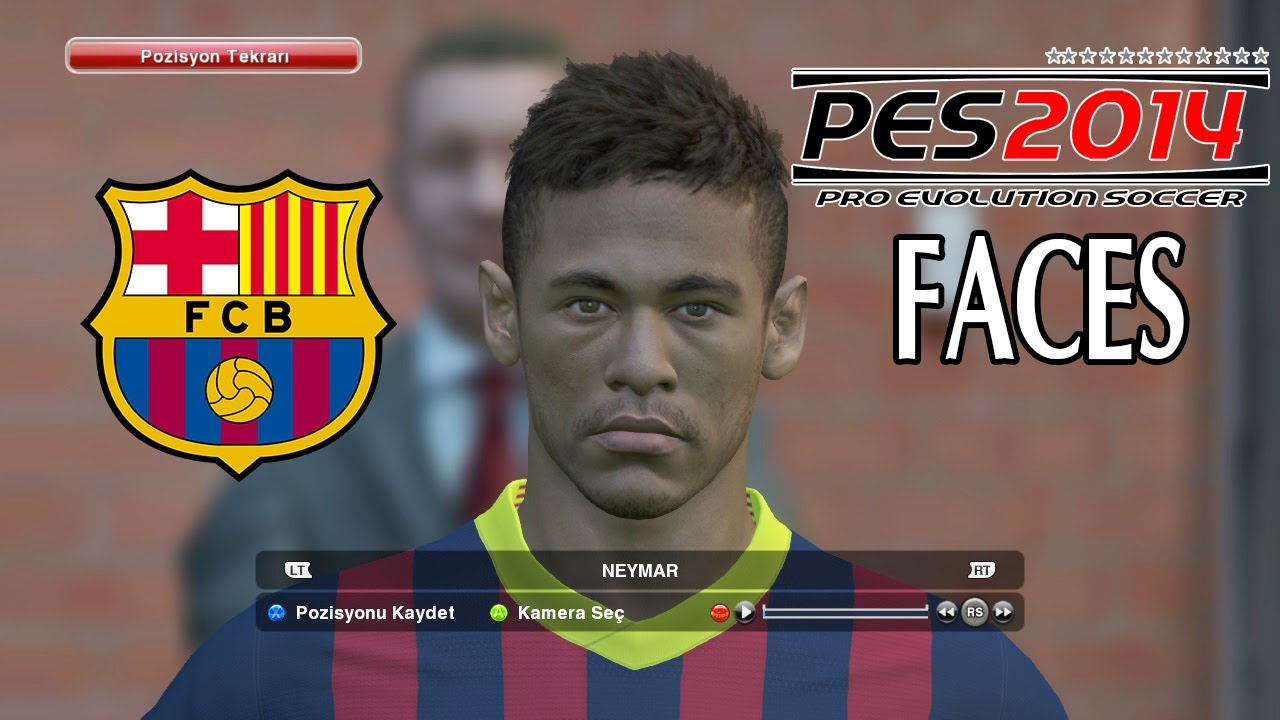 sign players pes 2014