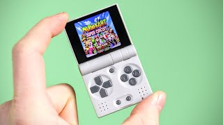 The NEW GameBoy Micro