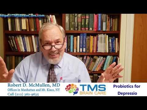 Probiotics for Depression