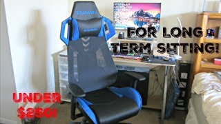 Breathable Respawn-200 Racing Style Gaming Chair Review! (Gaming Chair For Long Hours)