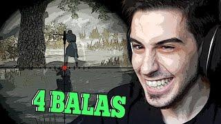 Video de 4 BALAS ÉPICAS c/ Perxitaa