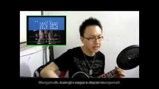 MIDNIGHT BLUE - Patlabor ending cover (Indonesian ver.)