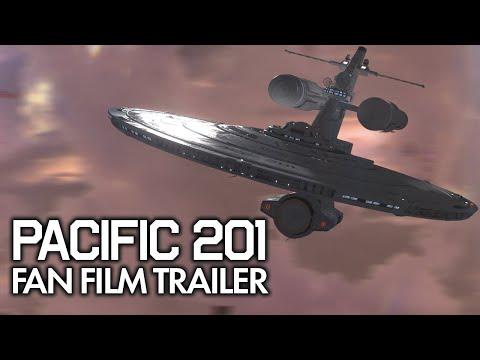 Pacific 201: A Star Trek Fan Production TRAILER