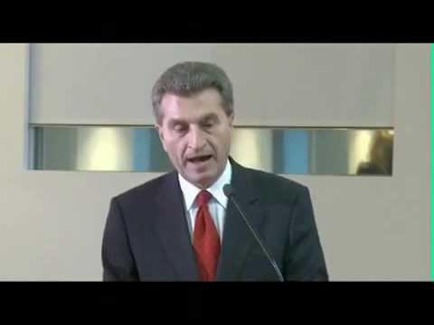 Oettinger Talking English - Worse than Westerwave