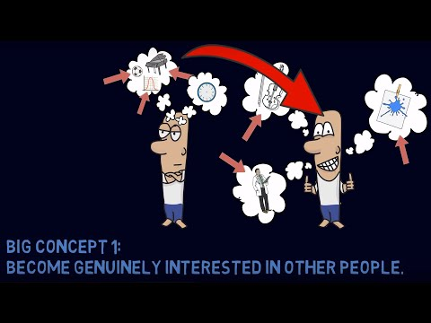 HOW TO WIN FRIENDS AND INFLUENCE PEOPLE BY DALE CARNEGIE ANIMATED BOOK REVIEW
