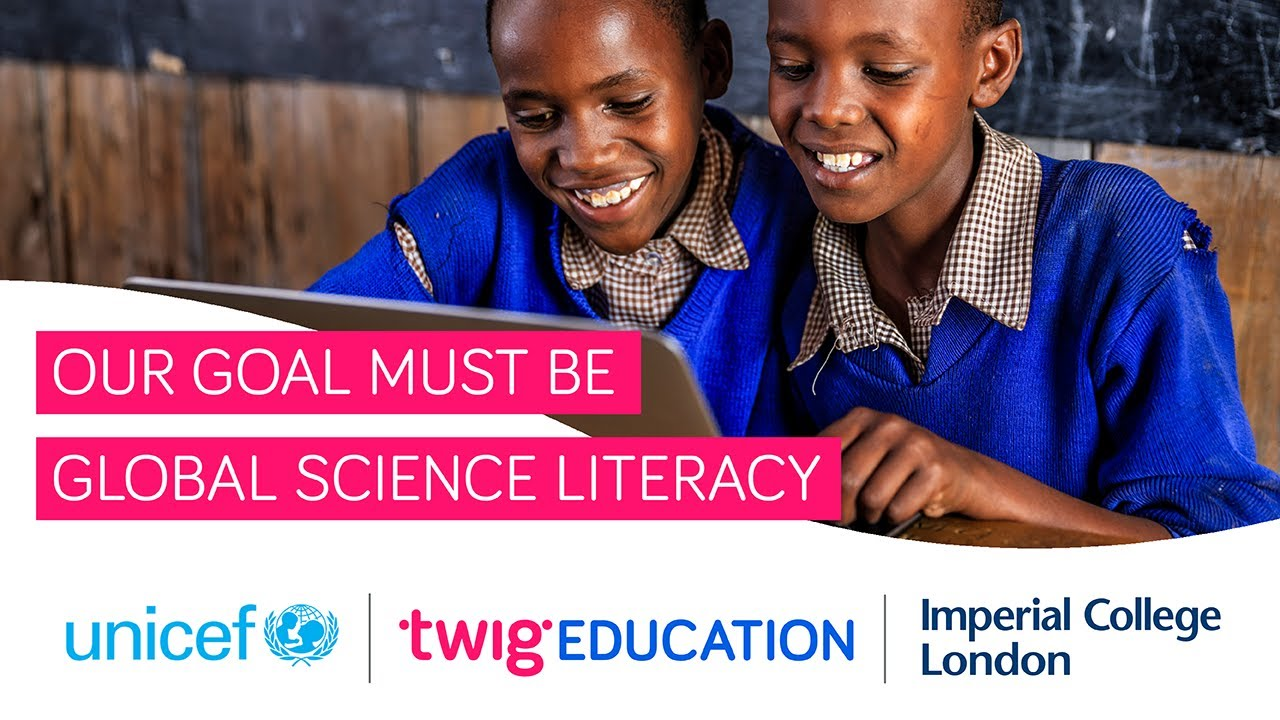 Twig Education & Imperial College Join UNICEF's Learning Passport