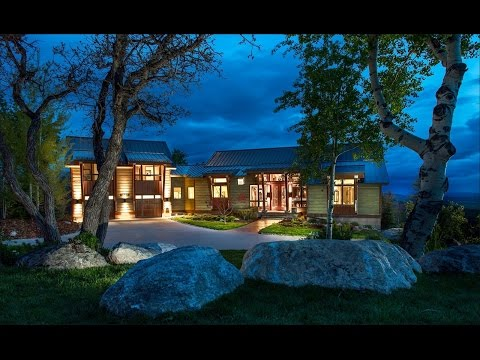 Modern Mountain Lifestyle in Steamboat Springs, Colorado