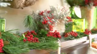 Natural Ways To Decorate Your Christmas Mantel