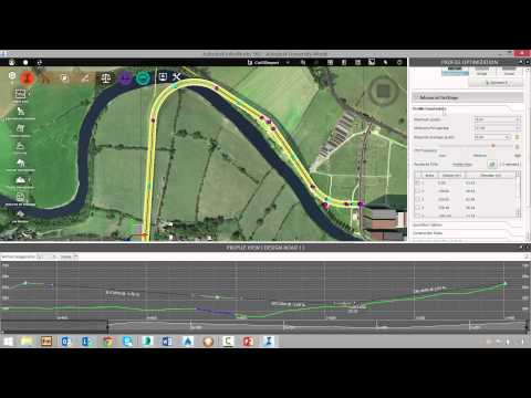 Hit the Road, Jack! A Building Information Modeling Workflow for Roads and Highways
