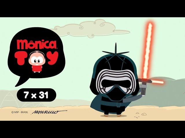 Mônica Toy |  A sensação Sansão (T07E31)