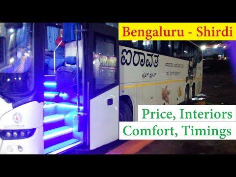 Journey In KSRTC's Longest Bus Route
