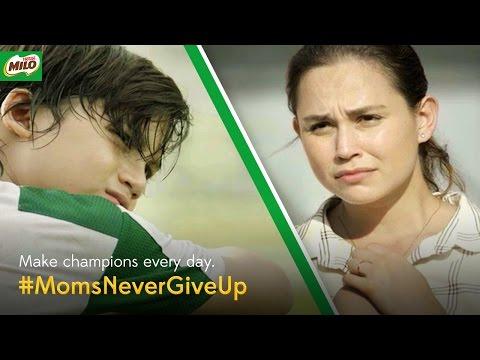 #MomsNeverGiveUp Full Version | MILO | Nestlé PH