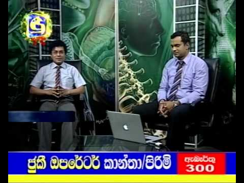 2015.12.02 - Channel D | Interview with Dr Haridu Wijayasinghe.