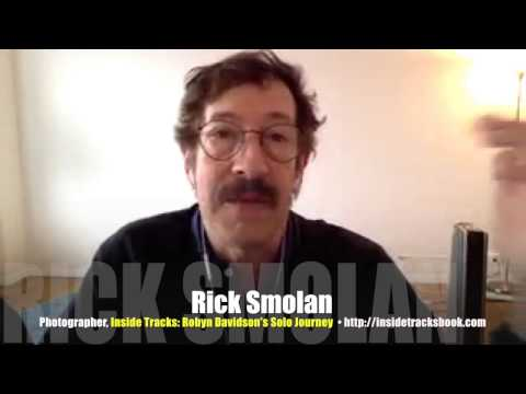 Australian outback comes alive in Smolan's Inside Tracks! INTERVIEW