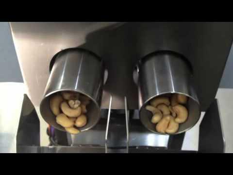 캐슈너트 계량 Cashewnut