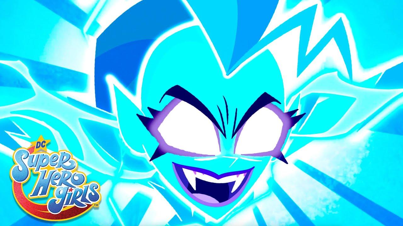 Livewired ⚡️   DC Super Hero Girls
