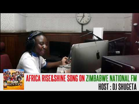 DJ Shugeta on Zimbabwe National FM