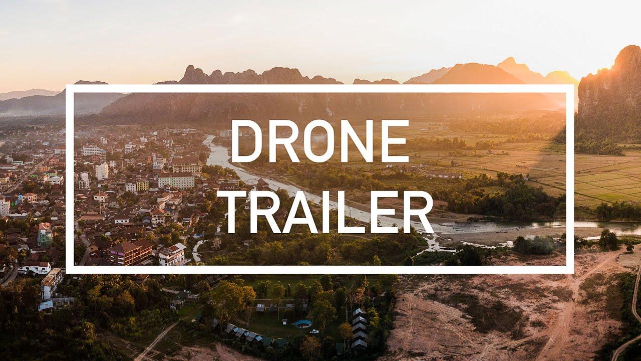 Drone Around The World
