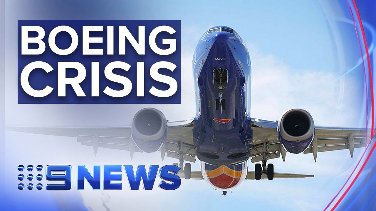 U.S. aviation expert says she wouldn't fly on 737 Max 8   Nine News Australia