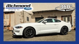 2018 Ford Mustang EcoBoost Premium 360 Degree Virtual Test Drive