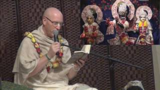 Lessons from Lord Chaitanya to apply to our life Part 1 by HG Vaisesika Prabhu, 03-08-17
