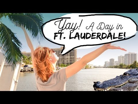 Ft Lauderdale & the Everglades | Travel on the Brain