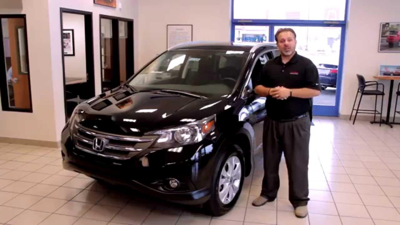 2014 Honda CR-V Test Drive Review | LaFontaine Honda in Dearborn, MI