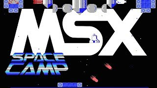 Space Camp MSX
